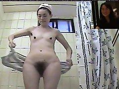 housewife caught by hidden cam
