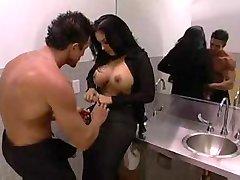 NINA MERCEDEZ - Bathroom Sex