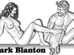 الرسومات المثيرة مارك بلانتون - الحوريات و شبق 2