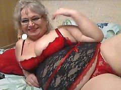 Fat Granny بر روی وب