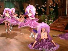 الرقص المثيرة الفرنسية يمكن أن