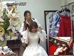 العرائس الفيديو المتلصص 01