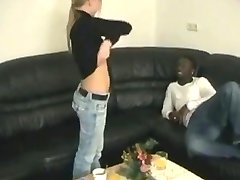 German Teen Decides To Take Her First BBC !