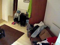 Big dicked vent neukt meid in hotel kamer