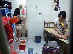 Chinese Dormitory hidden vids