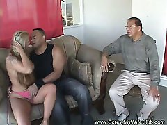 Hotwife Wants Hubby To Watch