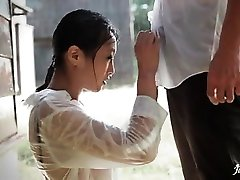 Horny asian whore gets wet by JPNOutdoor part5