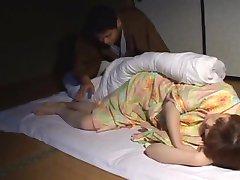 Waking up sleeping asian girlfriend - Third World Media