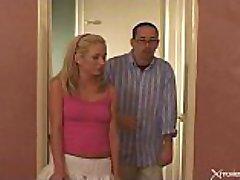 Fuck The Babysitter &ndash_ Caught Taking A Nap - www.TeenSx.net