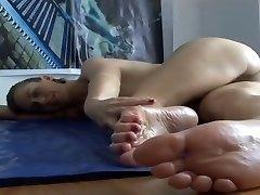 That Scorching Czech Oil massage !!!