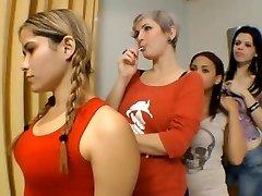Molten Deep kissing brazilian Girls part 1