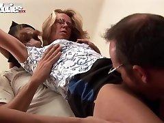 FUN Flicks Gangbanging Granny