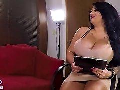 Submissive Teen Slut Casting Bed