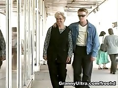 Susan in Grannys huge adventures Sequence 2