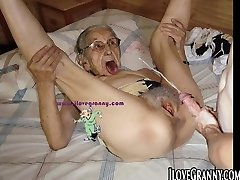 ILoveGrannY Nude Mature Photographs Compilation