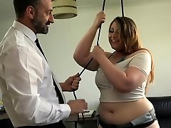 PASCALSSUBSLUTS - English Bbw Estella Bathory fed dom spunk