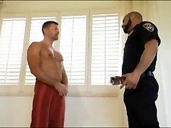 Police stops Shower