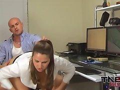 MILF Spys on Son in Show Hidden Cam
