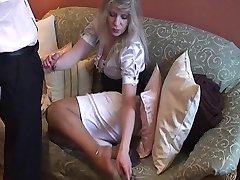 high heels job