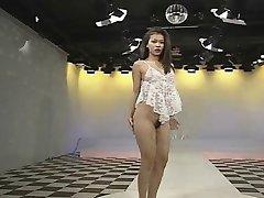 Asian Lingerie Catwalk 3