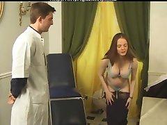Prego Babe Gets A Checkup By Airliner1  pregnant preg prego preggo