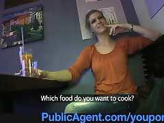 PublicAgent She's fucking a celebrity?? No!