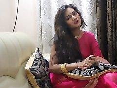 Desi My ex gf Nusrat telling u something in Bangla