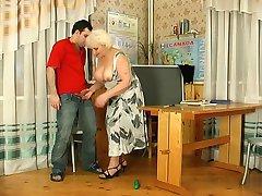 Louisa the teacher