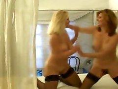 Lesbian sexfight 4