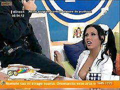 Daniela Crudu 14-09-09 TvShow
