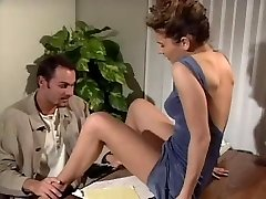Hook-up in office