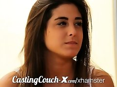 CastingCouch-X Florida beach chick will Geld für sex