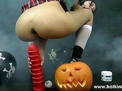 Hotkinkyjo- Vampire Chicks Love Assfucking Toys And