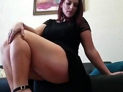 For you guys that like big sexy gams Jerk Off Instructions