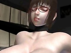 Umemaro 3 डी अशिष्ट बस्ट शिक्षक