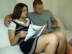 Eighteen Videoz - Lota - He needs the money and she needs schlong
