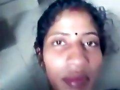 דסי טמילית אשתו Sandhya מנהרת האהבה driiled