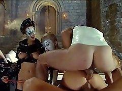 Dora & Michelle Gang sex