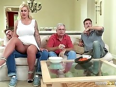 Brazzers - My step-mother bought me a stripper