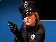Hardcore police interrogation guest room!