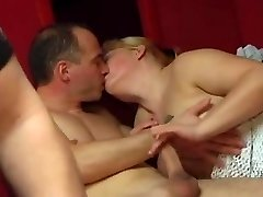 Crazy couples fuck really hard together