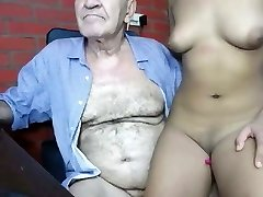 grandpa romul humping young girl