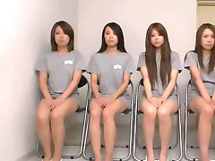 जापानी गुप्त महिला's जेल भाग 3 गुदा यातना
