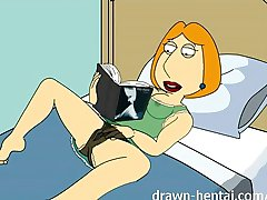 Family Guy Hentai - Petdeset odtenkov Lois