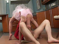 kamasutra sex with a ballerina