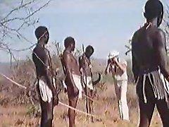 Africana enorme pênis !safari real!