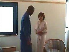 सींग का बना हुआ पत्नी के मिस्त्री के साथ - Rayra