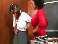 Teacher Danica Punishes Student