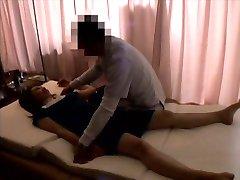 Japon sahte masaj 9