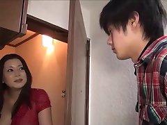 Rollspel Japansk Mamma INTE är hennes son engelska undertexter